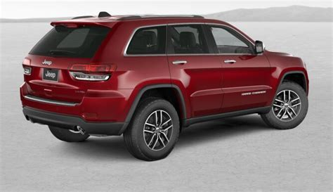 jeep grand cherokee limited 2017 red 2017 jeep grand cherokee limited cassens glen carbon il