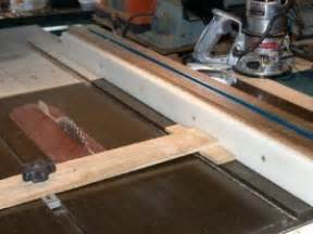 tablesaw fence setup  quick jig tip wwgoa fine