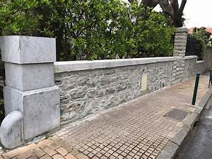 Mur De Cloture En Gabion : mur de cloture fashion designs ~ Edinachiropracticcenter.com Idées de Décoration