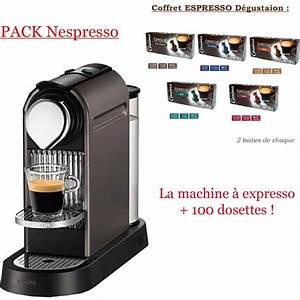 Machine Nespresso Promo : machine expresso promotion table de cuisine ~ Dode.kayakingforconservation.com Idées de Décoration