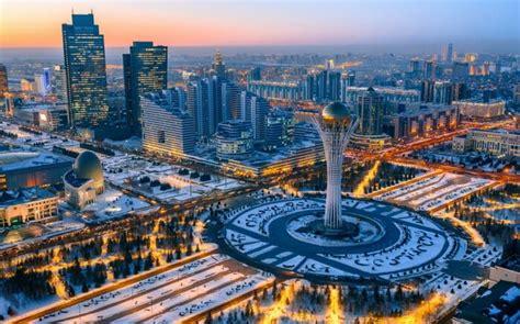 top  kazakhstan tourist places encompassing