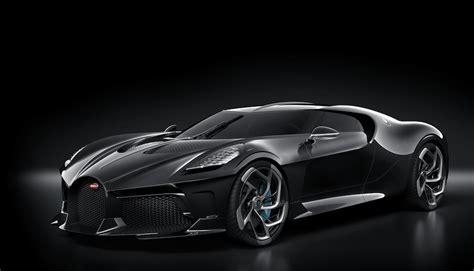 Bugatti La Voiture Noire Wins Critics Over, Nabs Major ...