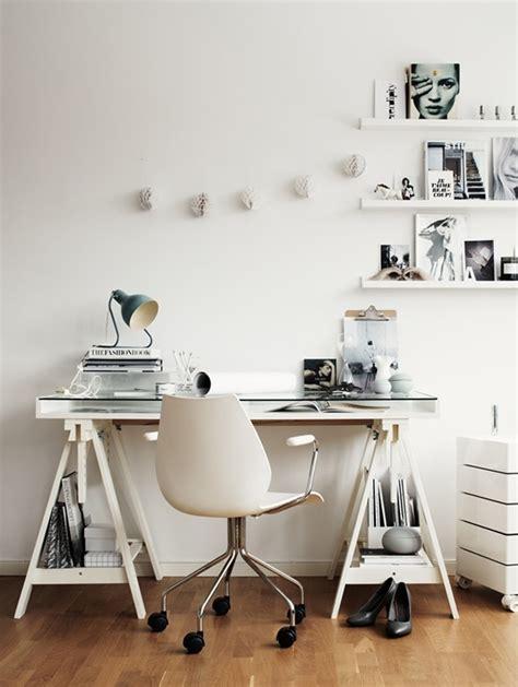 d馗oration bureau design décoration bureau blanc