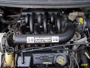 1997 Ford Windstar Standard Windstar Model 3 8 Liter Ohv