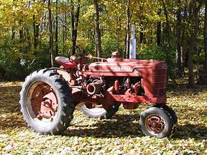 Farmall M In The Suburbs