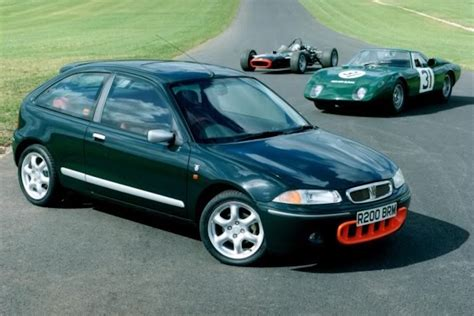 Rover 200 BRM development story - the UK's most underrated ...