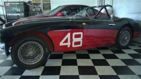 reeds race rats  austin healey bn race car classic