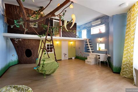 Inspirational Playroom Ideas For Girls And Boys Indoor