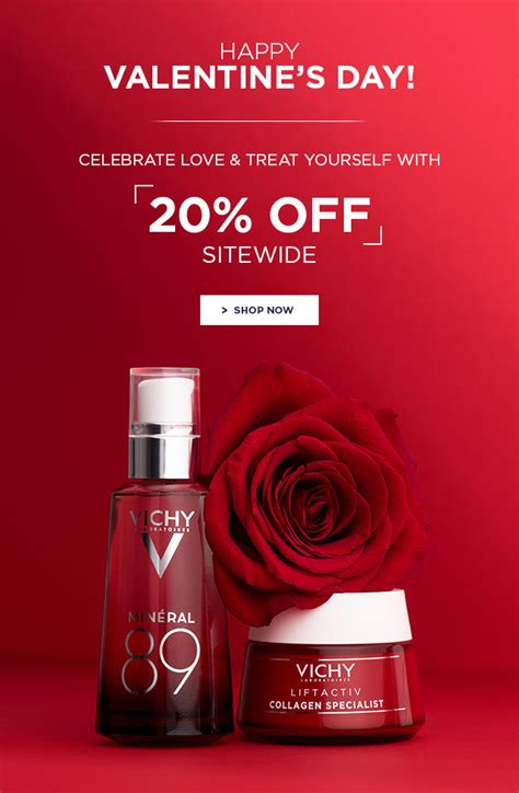 vichy canada hot canadian deals   sitewide