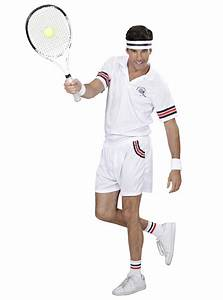 Mens Tennis Player Costume. The coolest | Funidelia