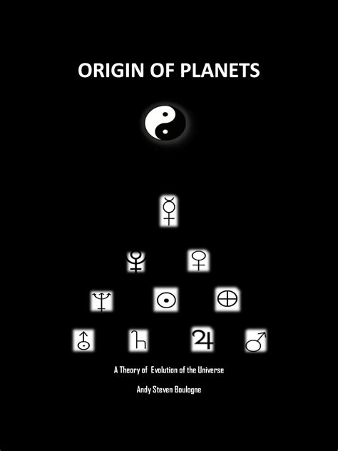 Origin of Planets eBook by Andy Stevens Boulogne
