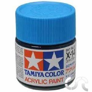 Peinture Bleu Ciel : peinture acrylique bleu ciel brillant tamiya casaslotracing ~ Melissatoandfro.com Idées de Décoration