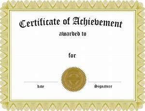 Employee Certificate Templates Free Editable Certificate Templates Achievement Formal Award Certificate Printable Blank