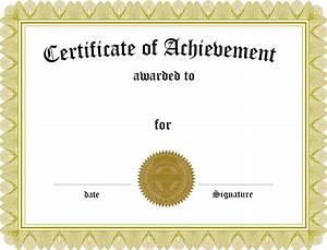 Employee Certificate Templates Free Editable Certificate Templates Achievement Formal Award Certificate Printable Blank