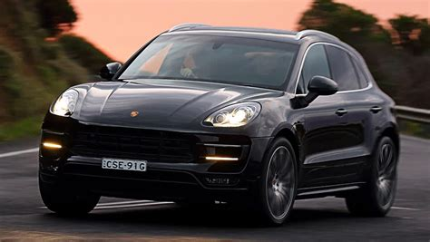 Porsche Macan 2014 Suv Turbo S Diesel by Porsche Macan Turbo 2014 Review Carsguide