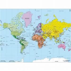 Carte Du Monde Bois : puzzle carte du monde en bois imvt ~ Nature-et-papiers.com Idées de Décoration