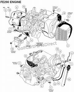 Engine - Fe290 Part 1