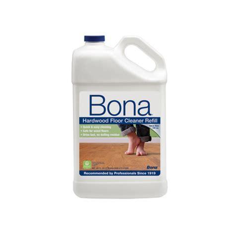 Bona Wood Floor Cleaner Refill, 4L   Bona