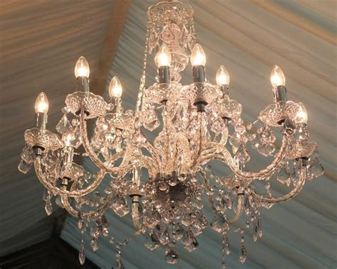 Marquee Chandeliers by Beautiful Lighting Hire For All Occasions From South West