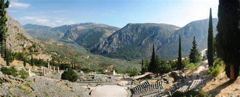 Panorama Delfi Photo | Greece.com