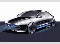 MercedesBenz set to release four EVs by 2020 Autocar