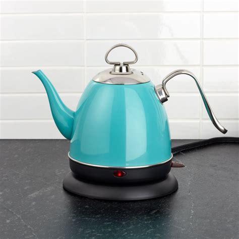 chantal mia electric aqua tea kettle reviews crate