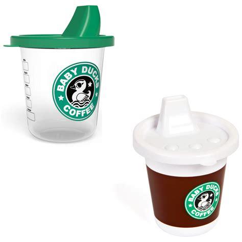 trinkbecher to go baby trinkbecher im kaffee to go stil geschenkidee de