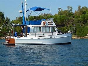 Grand Banks 32 Trawler Boats For Sale