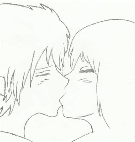 Best Anime Couple Drawing Ideas And Images On Bing Find What You