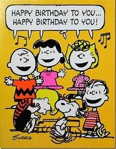 Happy Birthday To You Snoopy Quote Pictures, Photos, and ...