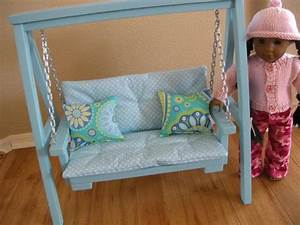 Available In February Doll Swing Set With By