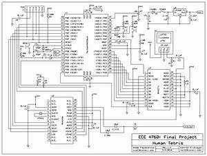 Wii Nunchuk Wiring Diagram For Wii Assembly Diagram Wiring