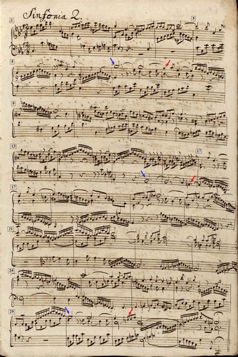 Sinfonia Johann Sebastian Bach Pinterest Sebastian Bach