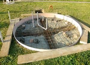 Fontaine Circuit Fermé : installation d 39 une fontaine de jardin le bon vivre ~ Premium-room.com Idées de Décoration