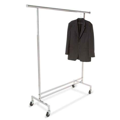 rolling clothes rack rolling clothes rack square tubing