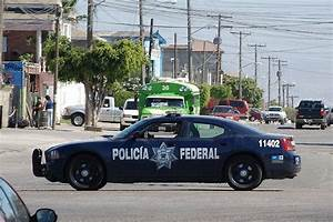 POLICIA FEDERAL (MEXICAN FEDERAL POLICE) - DODGE CHARGER ...
