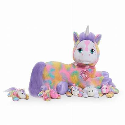 Unicorn Surprise Toys Skyla Toy Plush Babies