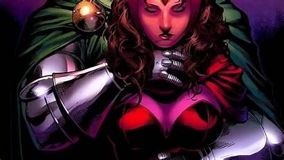Witch Scarlet Marvel Doom Comics Dr Avengers