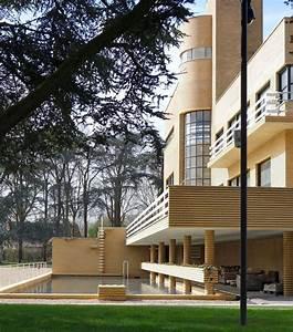 La Villa Cavrois : la villa cavrois restitu e dans son tat d origine ~ Nature-et-papiers.com Idées de Décoration