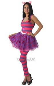 cheshire cat costume in cheshire cat fancy dress costume peeks