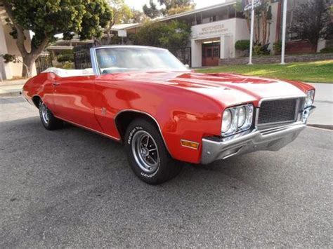 1970 buick gs 455 convertible for sale buy american