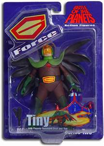 Tiny action figure - Battle of the Planets - RTM Spotlight