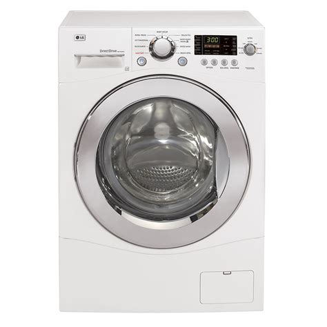 Lg Wm1355hw 23 Cu Ft Compact Frontload Washer White