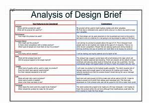 10 design brief format template images design brief With house design brief template for architect