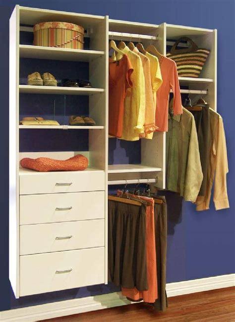 closets to go closets to go simple reach in closet organizer custom