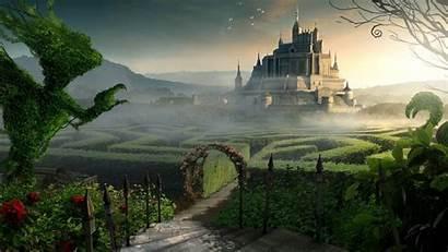 Castle Fantasy Wallpapers Landscape Castles Desktop Background