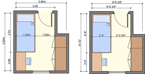 10x10 Bedroom Layout by More About House Numbers And Dimensions That You Need To