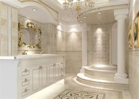 Modern And Luxury Bathroom Design Abpho