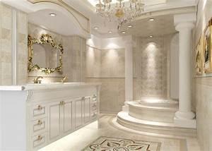 Modern and Luxury Bathroom Design ~ Abpho