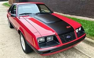 44K Mile 1983 Ford Mustang GT Survivor!